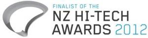 Finalist of the NZ High-Tech Awards 2012